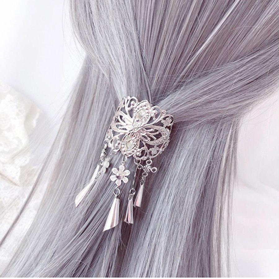 Vintage Women's Alloy Clips Hairpins