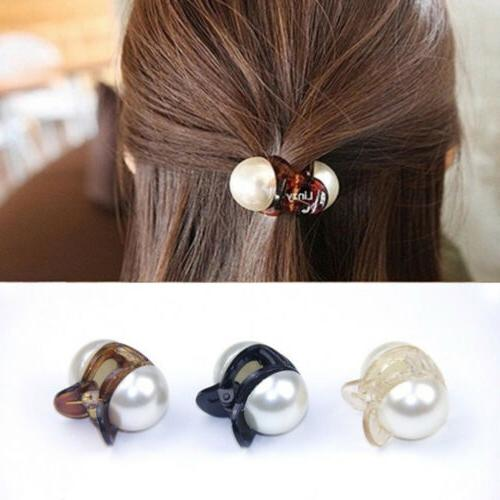 Women Pearl Hair Accessories Fashion Hair Clips