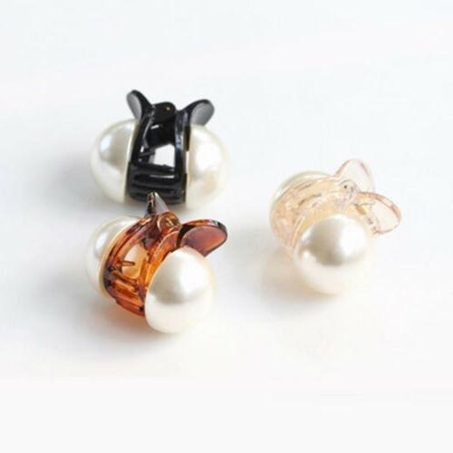 Women Mini Hair Accessories Claw Fashion
