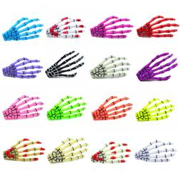 New Fashion Paw Luminous Skeleton Ghost Hand Halloween Hair