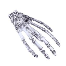 Botrong Fashion Paw Skeleton Ghost Hand Party Hair Clips Hai