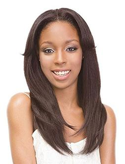 Janet Collection Retro Glam & Vibe Clip-In U-TYPE Wig - 1B S