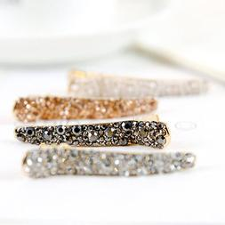 Rhinestone Hairpins Alligator Hair Clips Hair Accessory Duck