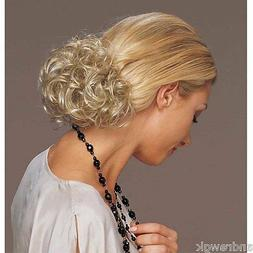 Short Curly Clip In - Synthetic Hair Piece - Revlon / TressA