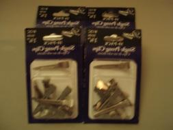 Single Prong Hair Clips Diane Lot of 19 Pks  New in Package