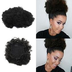 VGTE Beauty Synthetic Curly Hair Ponytail African American S
