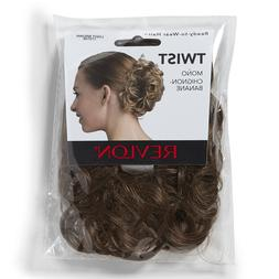 Revlon Twist Spare Hair Curly Updo Synthetic Hairpiece Exten